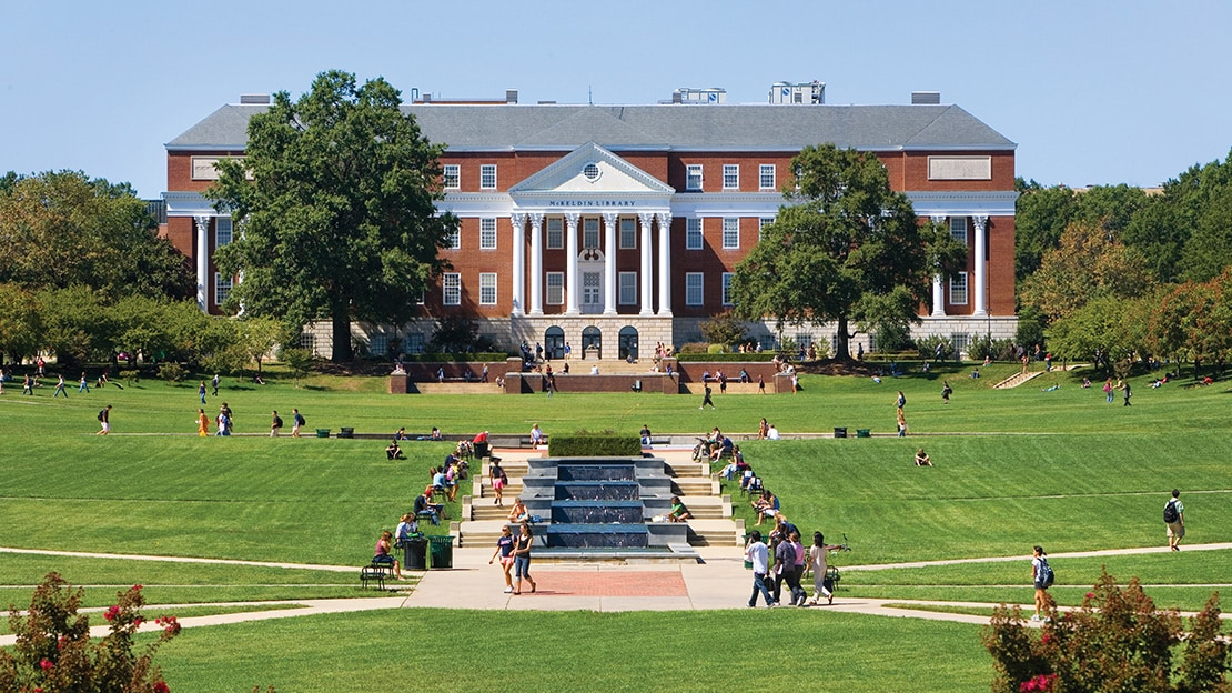 University of Maryland uses ITSM on the Now Platform