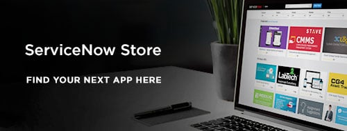 ServiceNow App Store